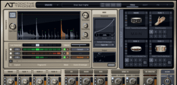 Test: XLN Audio Addictive Trigger, Drum Vault, Drum Replacer Software