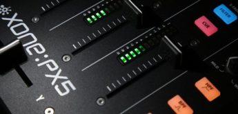 Test: Allen&Heath Xone:PX5, DJ-Mixer