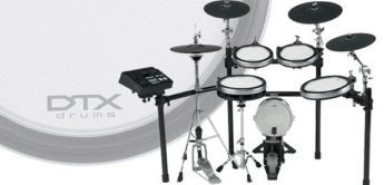 Test: Yamaha DTX760K, E-Drum Kit