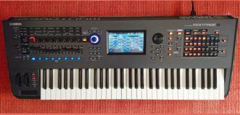 Workshop Yamaha Montage: Sounds mit AWM2 und FM-X
