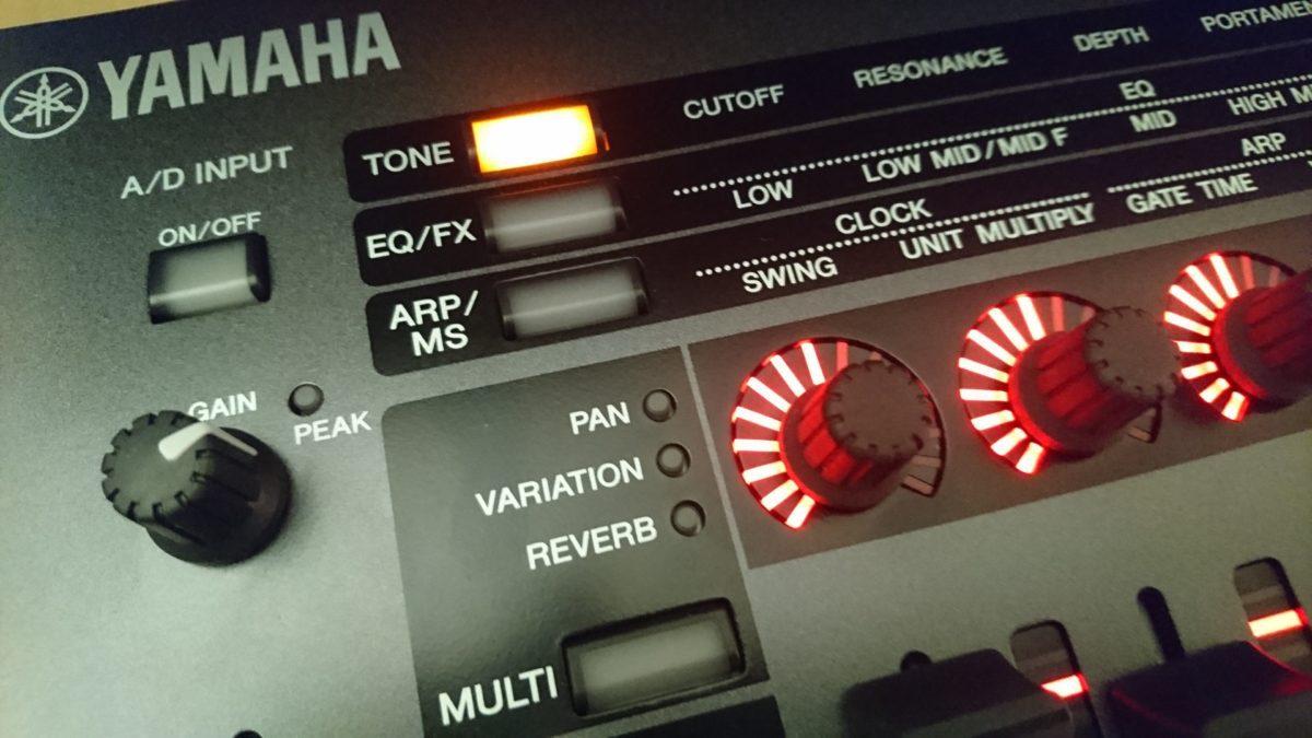 Bequeme Kontrolle: Tone, EQ, Arpeggiator