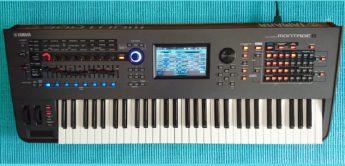 Workshop Yamaha Montage: Sound und Motion