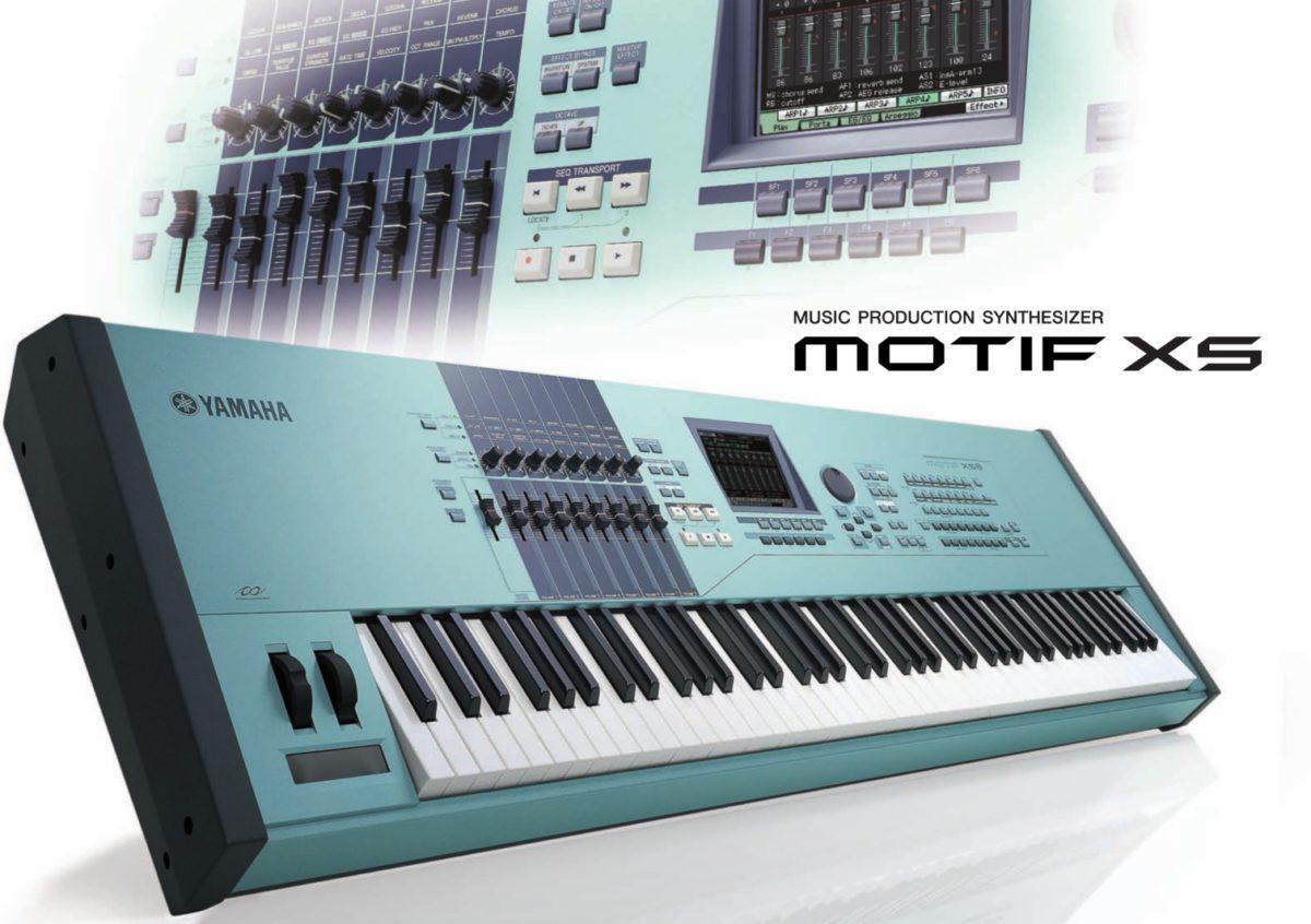 Yamaha Motif XS Prospekt