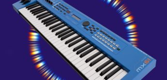 Test: YAMAHA MX61 V2, Synthesizer