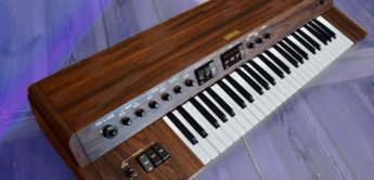 Blue Box: Yamaha SS-30 String-Synthesizer