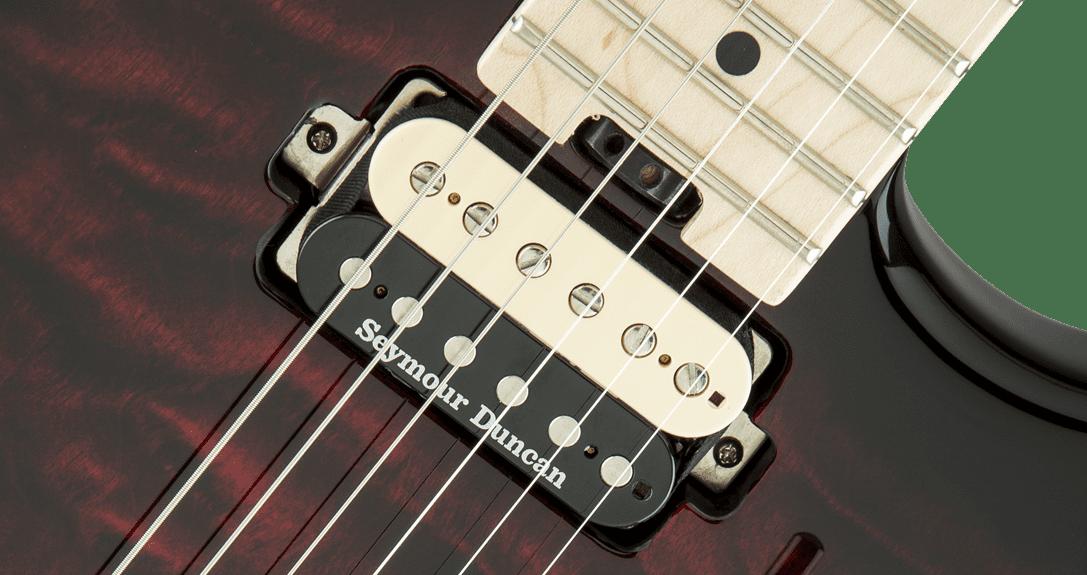 Test: Charvel Pro Mod SD1 2H FR TRB, E-Gitarre - Seite 2 von 2 ...