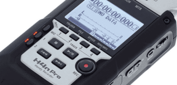 Test: Zoom H4n Pro, Handheld Recorder