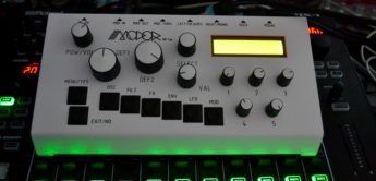 Test: MODOR NF-1m, Digital-Synthesizer