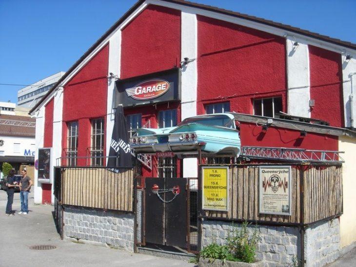 Die Garage-Deluxe in München