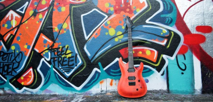Chapman Guitars ML1 Pro Sun