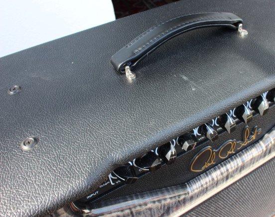 test paul reed smith two channel h combo gitarrenverst rker. Black Bedroom Furniture Sets. Home Design Ideas