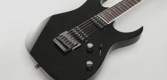 Test: Ibanez RG3521, E-Gitarre