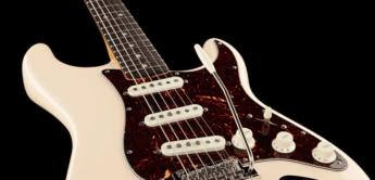 Test: Fender Vintage Hot Rod 60s Stratocaster RW OWT, E-Gitarre