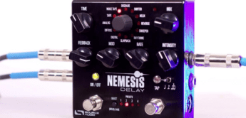 Test: Source Audio One Series Nemesis Delay, Effektpedal