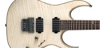 Test: Ibanez RG721FM NTF, E-Gitarre