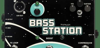Test: Pigtronix Bass Station, Effektgerät für Bass