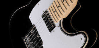 Test: ESP LTD Ron Wood Maple BLK, E-Gitarre
