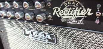 Test: Mesa/Boogie Recto-Verb Twenty-Five Combo, Gitarrenverstärker