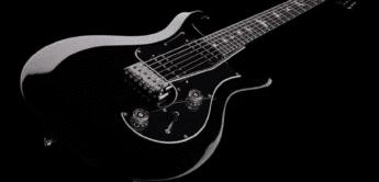 Test: PRS S2 Standard 24 Birds BK, E-Gitarre