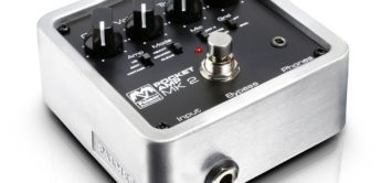 Test: Palmer Pocket Amp MK 2, Gitarren Preamp