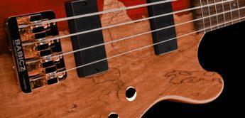 Test: Cort Rithimic Jeff Berlin 4, E-Bass