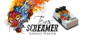 Test: Big Joe B-309 Texas Screamer, Overdrive-Pedal für Gitarre