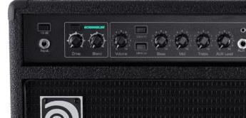 Test: Ampeg BA-115 V2, E-Bass Combo