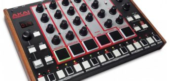 Test: Akai Rhythm Wolf, Analog Drum Machine