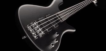 Test: Warwick RB Streamer Std 4 Black OFC, E-Bass