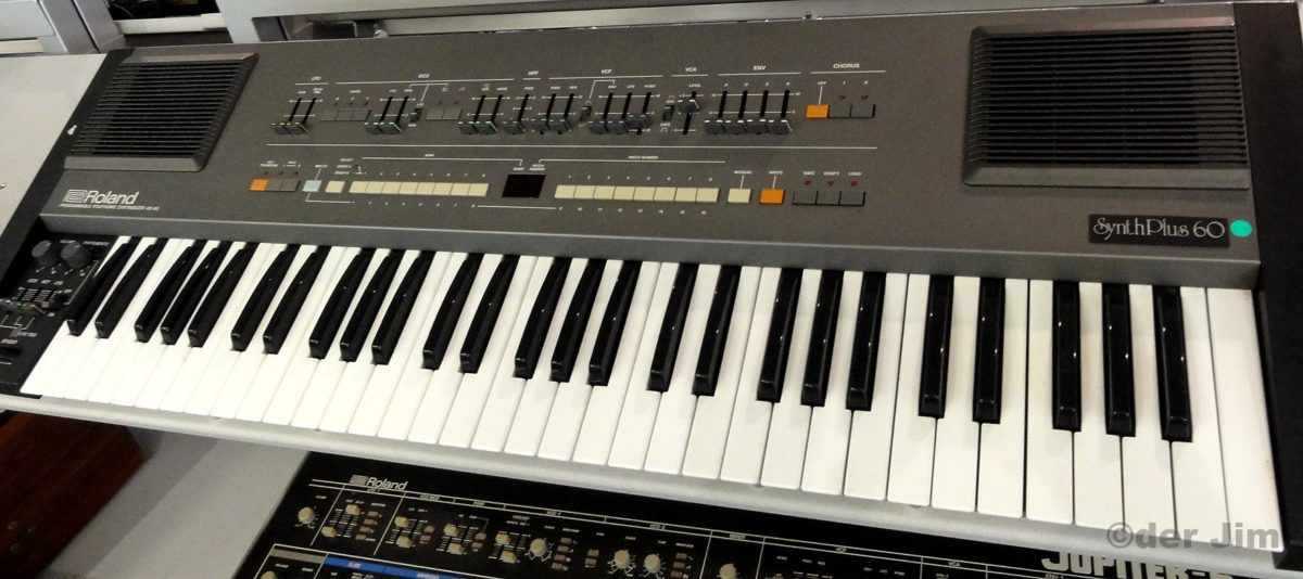 Roland Vintage-Synthesizer