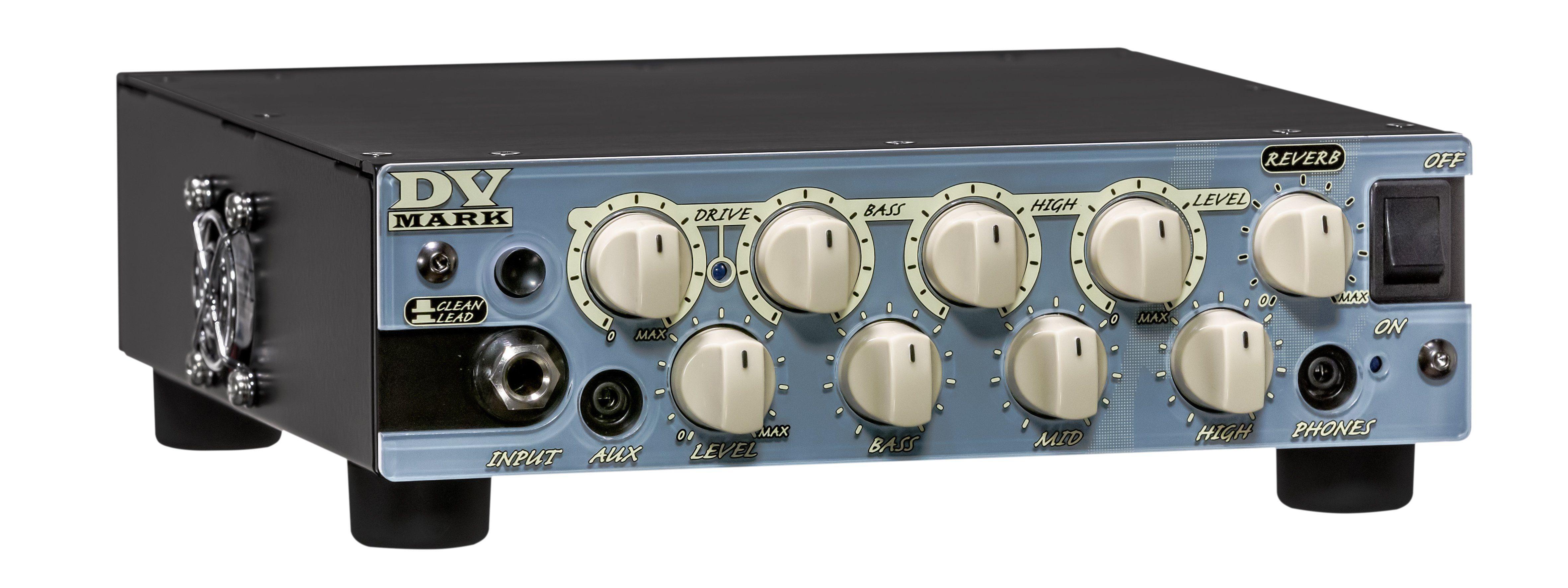 Test: DV Mark Micro 50, Gitarrenverstärker - AMAZONA.de
