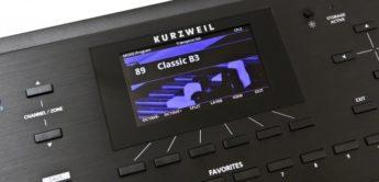 Test: Kurzweil Forte, Stagepiano