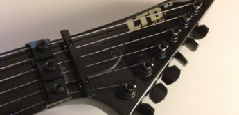 Test: ESP LTD Elite M II STBLK, E-Gitarre