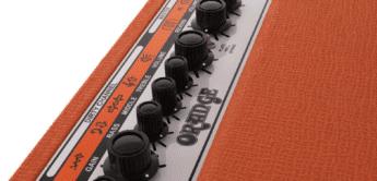 Test: Orange CR 120 C, Verstärker für E-Gitarre