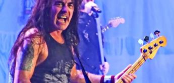 Steve Harris, Iron Maiden: Seine Bässe, seine Musik