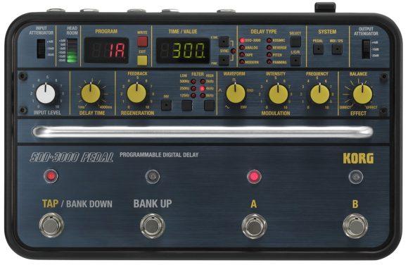 Korg SDD-3000 Pedal 1