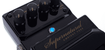 Test: Digitech Hardwire Supernatural Reverb, Effektgerät für Gitarre