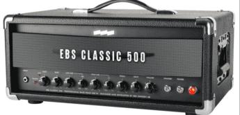 Test: EBS Classic 500, Bassverstärker