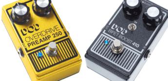 Test: DOD Bifet 410 und DOD Overdrive Preamp 250, Effektgeräte für Gitarre