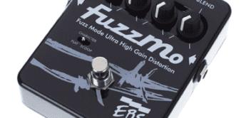 Test: EBS FuzzMo Bass Distortion, Effektgerät für Bass