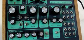 Test: Dreadbox Erebus, Analogsynthesizer