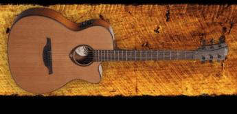 Test: LAG Tramontane 200 T2ACE, Akustik Gitarre