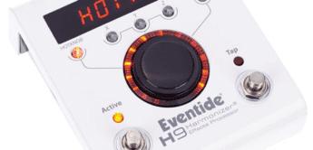 Test: Eventide H9, Effektgerät für Gitarre