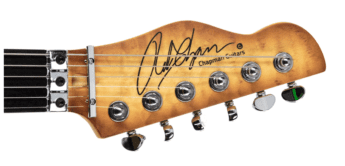 Test: Chapman Guitars ML-1 BEA, E-Gitarre
