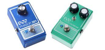 Test: DOD Envelope 440 und DOD Phasor 201, Effektgeräte für Gitarre