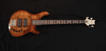 Test: PRS Gary Grainger 4 String OB 2013, E-Bass