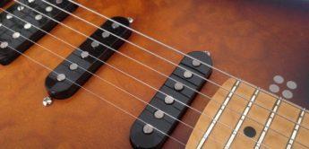 Test: Sandberg California ST-H Special, E-Gitarre
