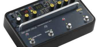 Test: Korg SDD-3000 Pedal, Effektgerät