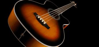 Test: Takamine GB72CE BSB, Akustik Bass