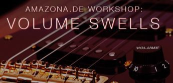 Workshop: Guitar Skills: Volume-Swells